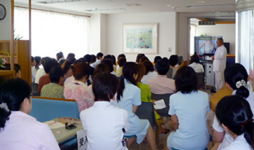 「ミントの会」7月の集いを開催しました