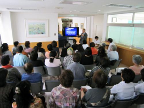 ミントの会 10月の集い 開催しました