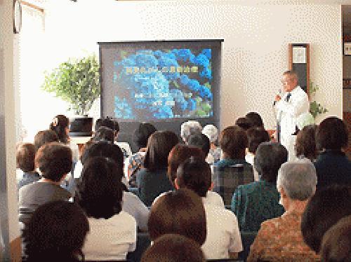 ミントの会「7月の集い」開催しました
